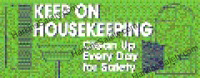 Keep On Housekeeping (Reinforced Vinyl Junior)