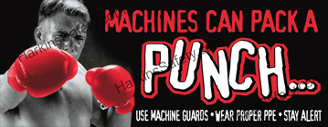 Machines Can Pack A Punch (Poly Indoor Junior)