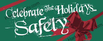 Celebrate The Holidays Safely (Poly Indoor Giant)