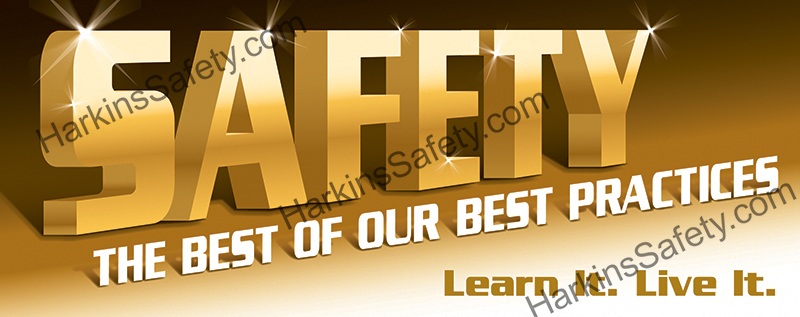 Safety The Best of Our Best Practices... (Poly Indoor Giant)