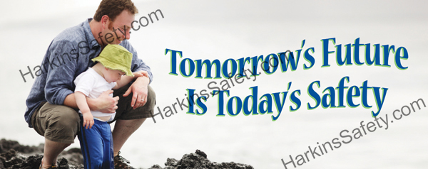 Tomorrow's Future Is Today's Safety (Reinforced Vinyl Giant)