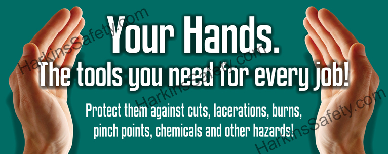 Your Hands. The Tools You Need... (Reinforced Vinyl Giant)