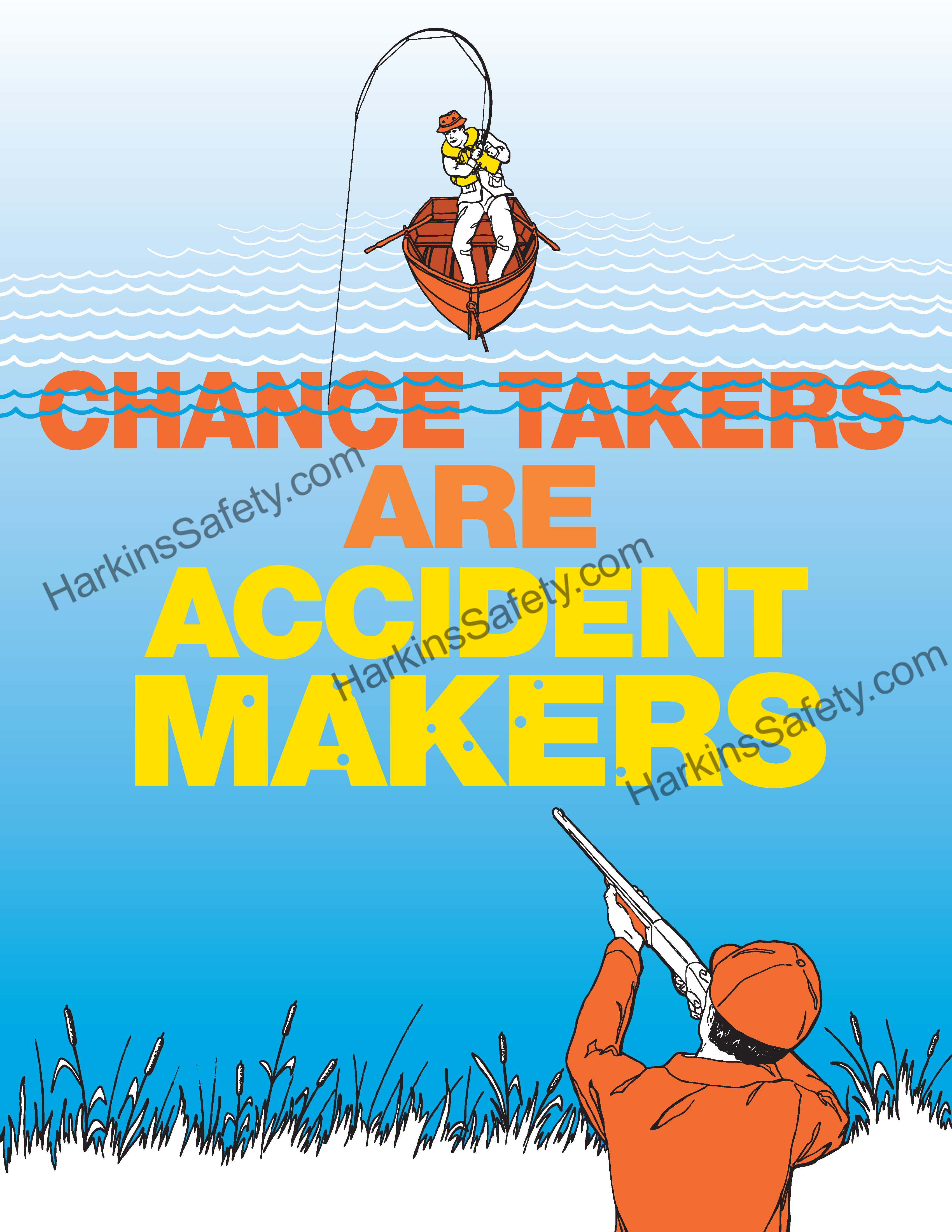 Chance Takers...