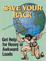 Save Your Back...