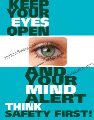 """Live Action """"Keep your Eyes Open"""" with Lenticular Eye"""