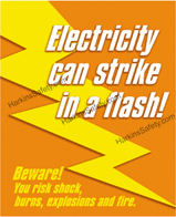 Electricity Can Strike...