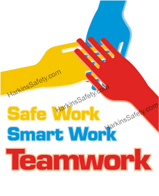 Safe Work.Smart Work.Teamwork