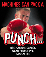 Machines Can Pack A Punch