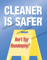 Cleaner Is Safer