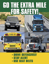 Go The Extra Mile For Safety