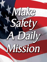 Make Safety A Daily Mission