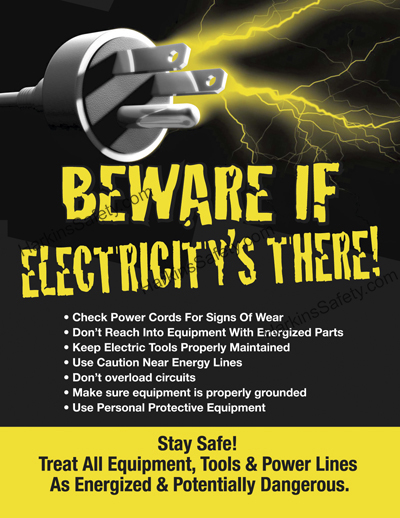 Beware If Electricity Is There
