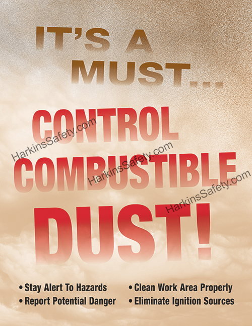...Control Combustible Dust...