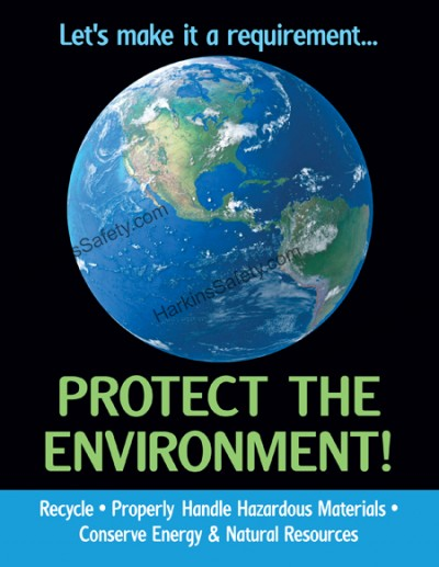 ...Protect The Environment...