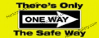 Only One Way /The Safe Way
