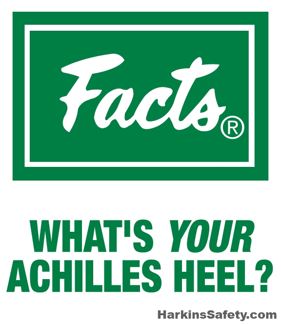 What's Your Achilles Heel?